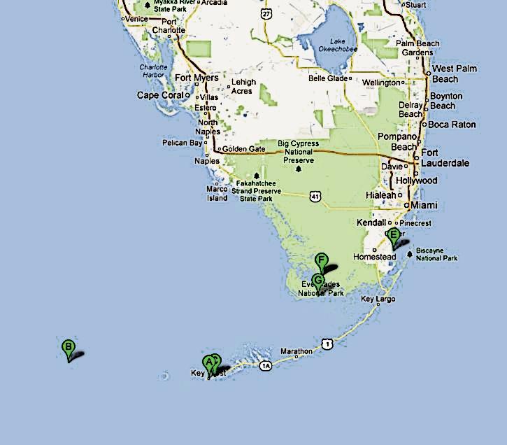 Islands Florida Camping