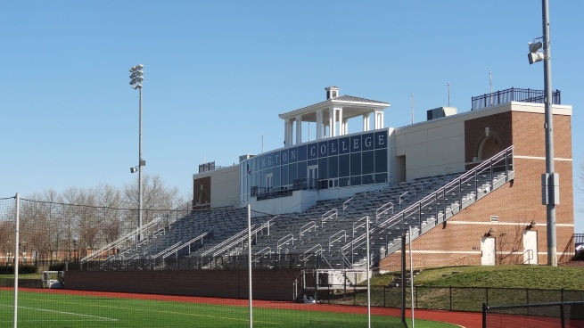 Washington College sports teams (Shoremen and Shorewomen) are classified in the NCAA's Division III.
