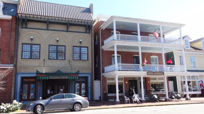 Chestertown offers the quaint charms you'd come to expect from a colonial-era town
