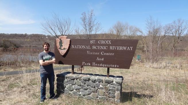 St. Croix sign