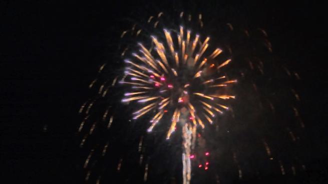 Rehoboth Beach Fireworks