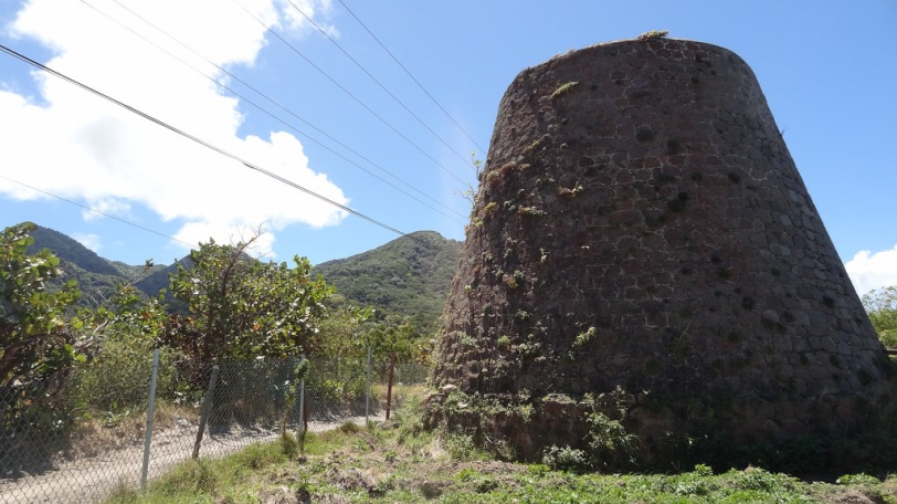 Fogarty Sugar Mill Ruins are located next to the Hilltop Cafe. There is an excellent walking trail that begins here as well.