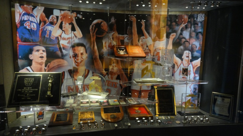 There is a whole museum dedicated to former NBA player and Croatian legend, Dražen Petrović