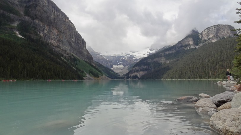 A visit to Banff is incomplete without Lake Louise, you must stop and see this iconic national park landmark at least once...