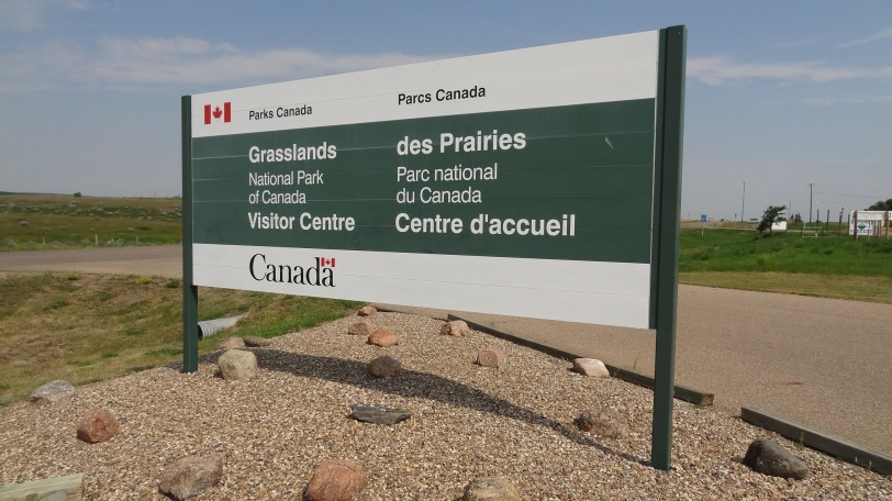 Grasslands is a quirky little prairie park that you can visit in remote southwest Saskatchewan.