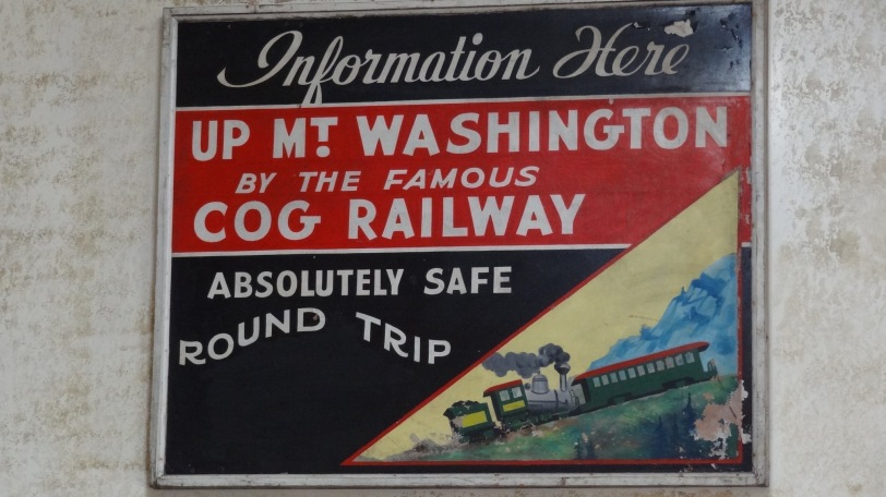 "I couldn't wait for my ""absolutely safe"" trip to Mount Washington, though it's arguable that squeezing all we did into 46 hours was ""absolutely safe""..."