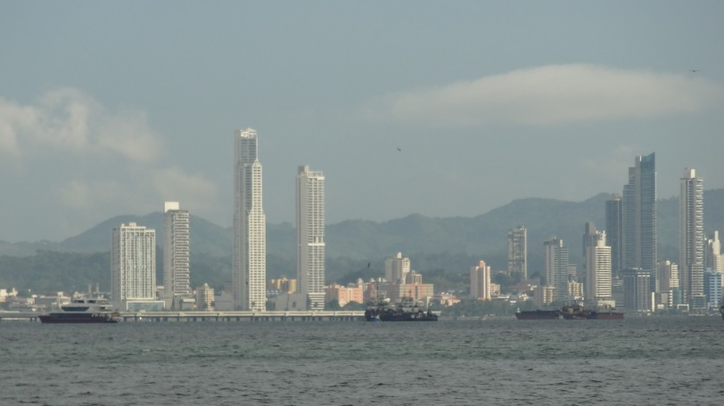 Panama City may come as a surprise for some with its rather stunning array of modern skyscrapers.