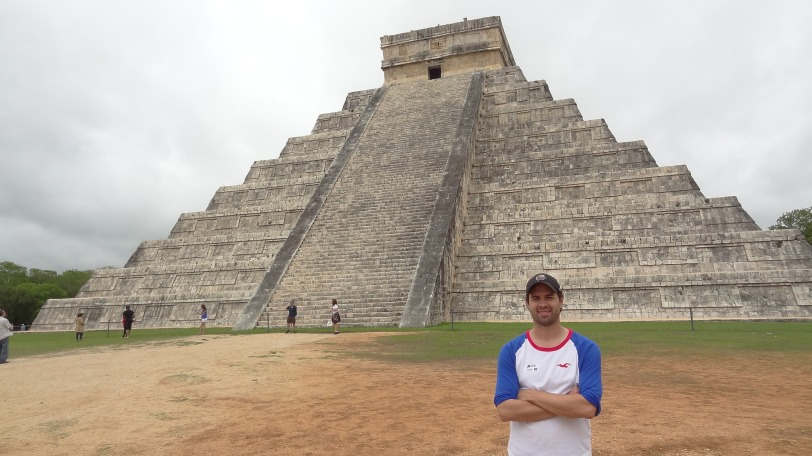 Finally! Chichen Itza!