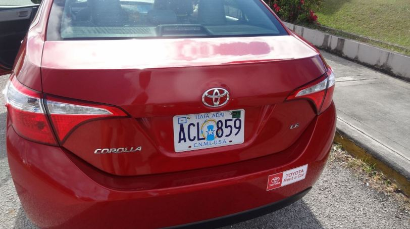 A major bonus to expanding one's Amercan travel horizons: You become virtually unbeatable in the license-plate spotting game.